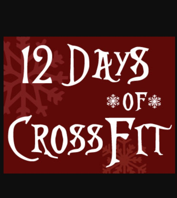 It S Starting To Look A Lot Like Christmas The Helm Crossfit