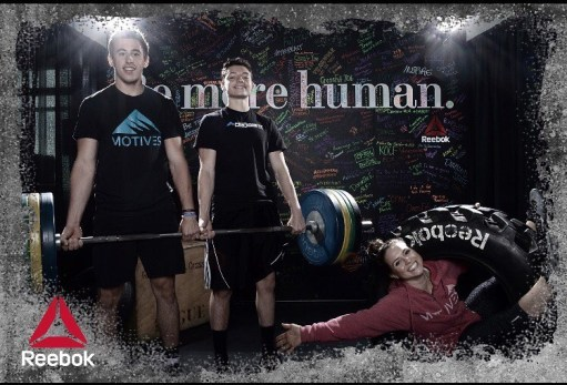 Coach Tommy, Joey, and Danielle at CrossFit Games East Regional this past weekend.