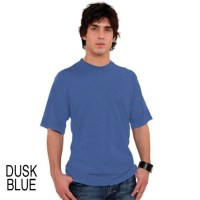 Men's Organic Hemp T-Shirt Dusk Blue