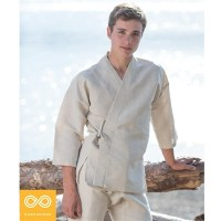 HEMP KARATE MEDITATION JIUJITSU GI JACKET