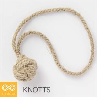 KNOTTS HEMP DOG OR CAT TOY