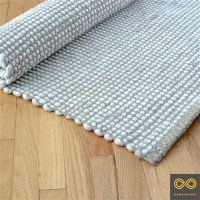MALIBU HEMP - WOOL RUGS (4'X6')