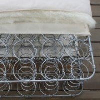 ORGANIC COTTON INNERSPRING COIL MATTRESS