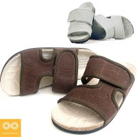 UNISEX BIG SUR HEMP SANDALS