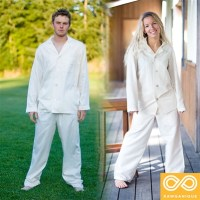 UNISEX ORGANIC COTTON PAJAMAS