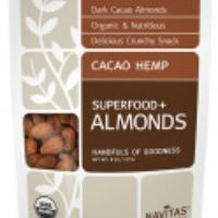 Navitas Naturals Superfood + Cacao Almonds
