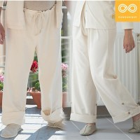 INTERLAKEN ORGANIC COTTON JERSEY JAMMY PANTS