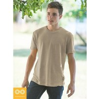 SOMERSET 100% ORG FRENCH LINEN T-SHIRT
