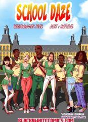 School Daze 1 – HQ Comics
