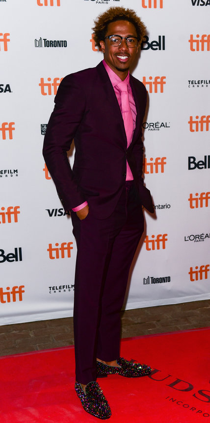 Nick Cannon- 2016 Toronto International Film Festival Best Dressed by The He Said She Said Experience