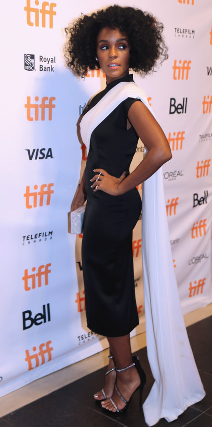 Janelle Monae- 2016 Toronto International Film Festival Best Dressed by The He Said She Said Experience