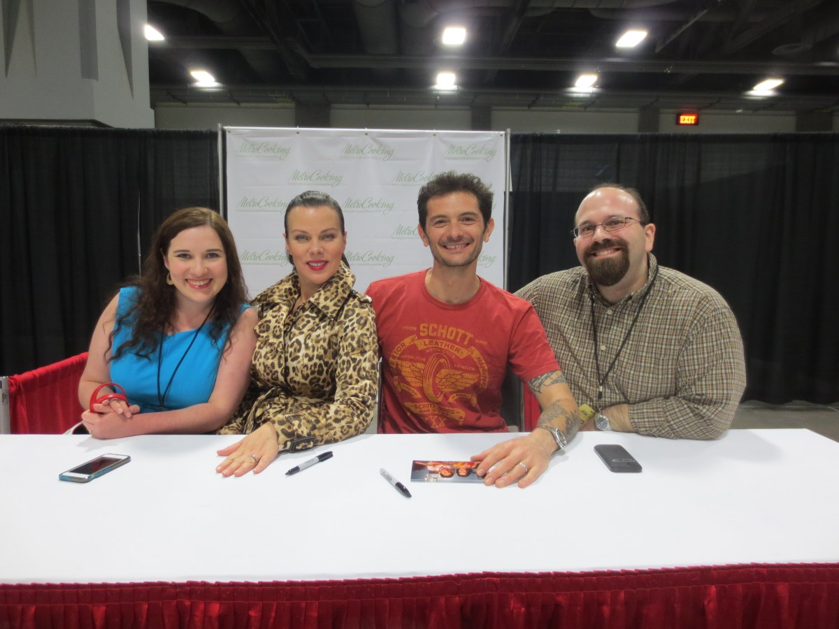 Interview with Debi Mazar and Gabriele Corcos