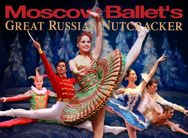 photo courtesy of Moscow Ballet