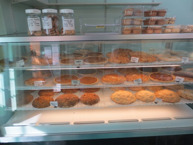 Just a sampling of some of the tasty offerings from Pie Gourmet