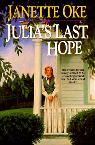 National Library Week: 6 Favorite Library Books by The He Said She Said Experience- Julia's Last hope by Janette Oke