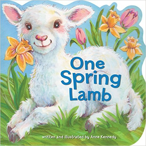 Easter: Read, Watch and Listen by The He Said She Said Experience- One Spring Lamb