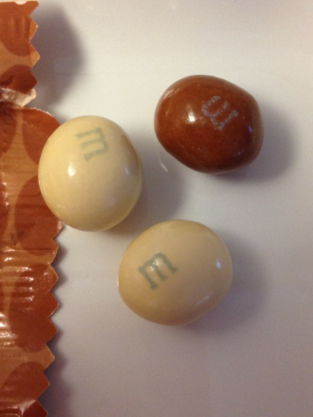 Coffee Nut- Flavored Peanut M&M's: Review by The He Said She Said Experience