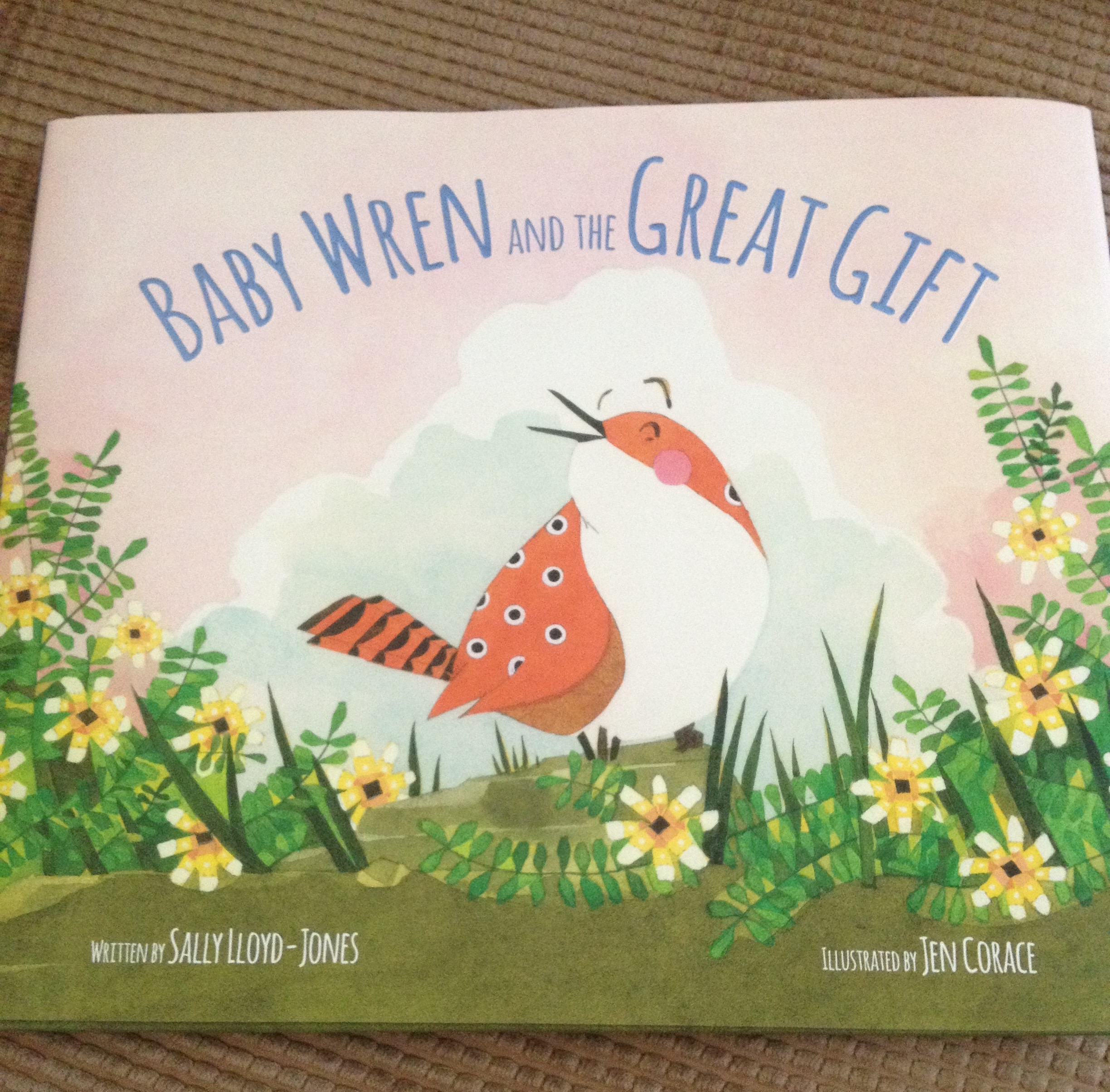 Baby Wren and the Great Gift: Book Review by The He Said She Said Experience