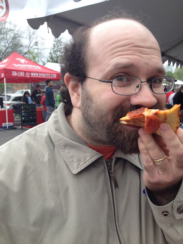 Donatos Pizza- Best Bites at 5th Annual Taste of Vienna by The He Said She Said Experience
