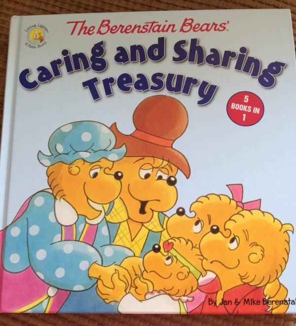 The Berenstain Bears' Caring and Sharing Treasury: Review by The He Said She Said Experience