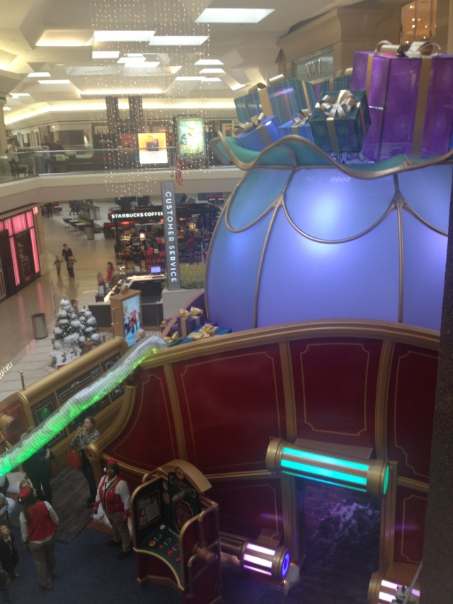 Santa's Flight Academy at Fair Oaks Mall by The He Said She Said Experience