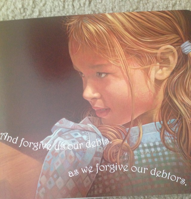 The Lord's Prayer: Word of Hope and Happiness- Review by The He Said She Said Experience