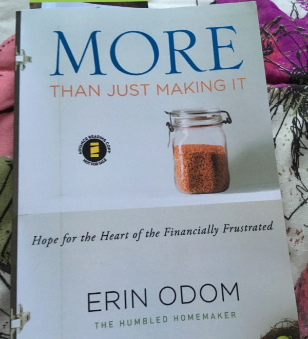 More Than Just Making It- Book Review by The He Said She Said Experience