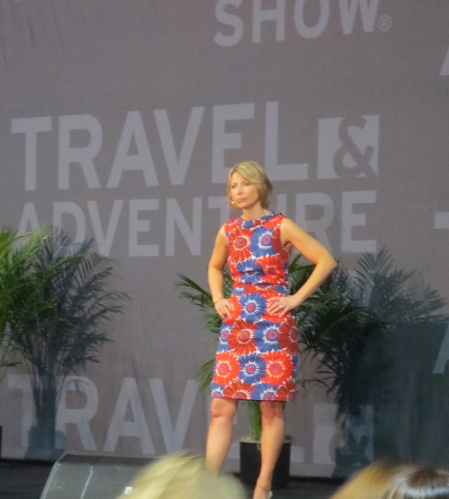 Samantha Brown Interview by The He Said She Said Experience