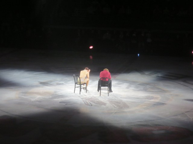 Meryl Davis & Charlie White Interview by The He Said She Said Experience
