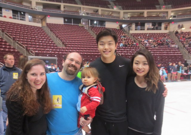 Maia Shibutani & Alex Shibutani Interview with The He Said She Said Experience