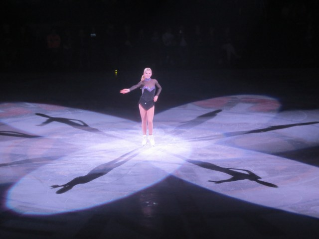 Gracie Gold Interview with The He Said She Said Experience