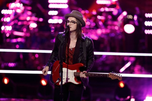 Paul Pfau- The Best of The Voice Season Eight Playlist by The He Said She Said Experience