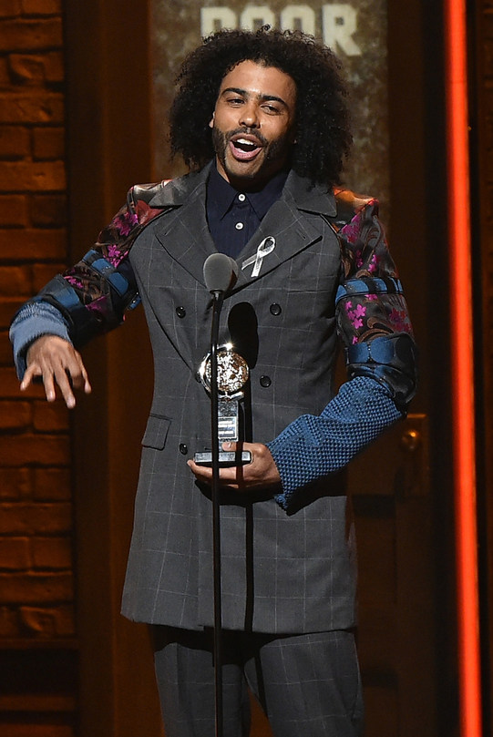Daveed Diggs- 9 Reasons We Loved the 2016 Tony Awards by The He Said She Said Experience