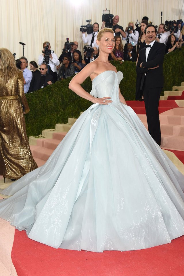 Claire Danes in Zac Posen : Best-Dressed 2016 Met Gala by The He Said She Said Experience