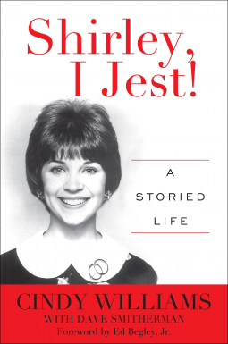 Shirley, I Jest by Cindy Williams- NetGalley Reads March 2017