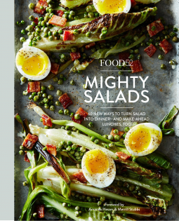 Food52 Mighty Salads- NetGalley Reads June 2017- Review by The He Said She Said Experience
