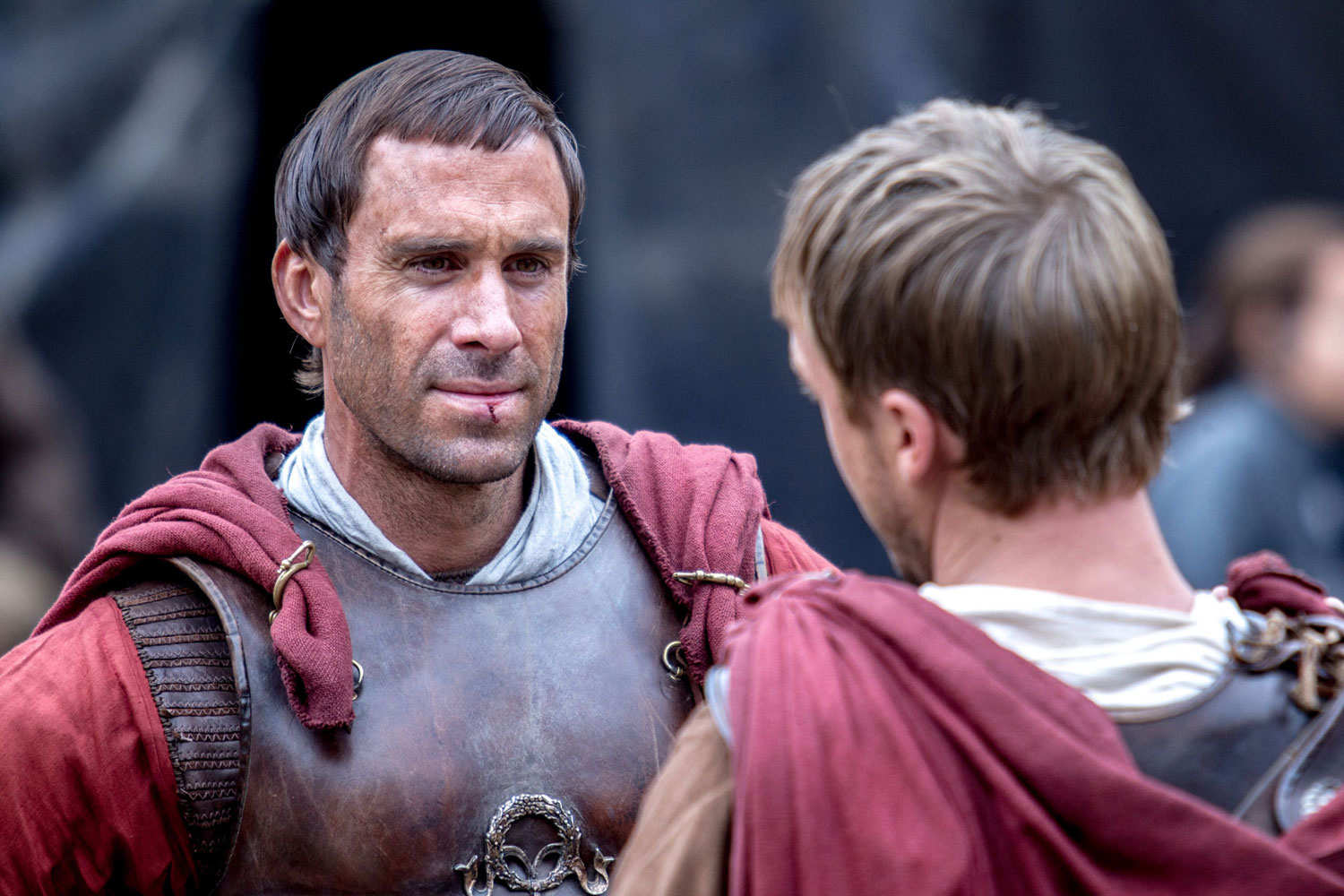 Risen: Movie Review from The He Said She Said Experience