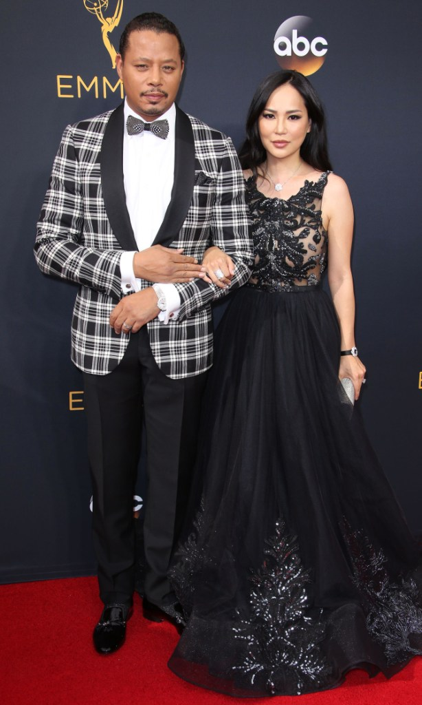 Terrence Howard- 2016 Emmy Awards Best Dressed by The He Said She Said Experience