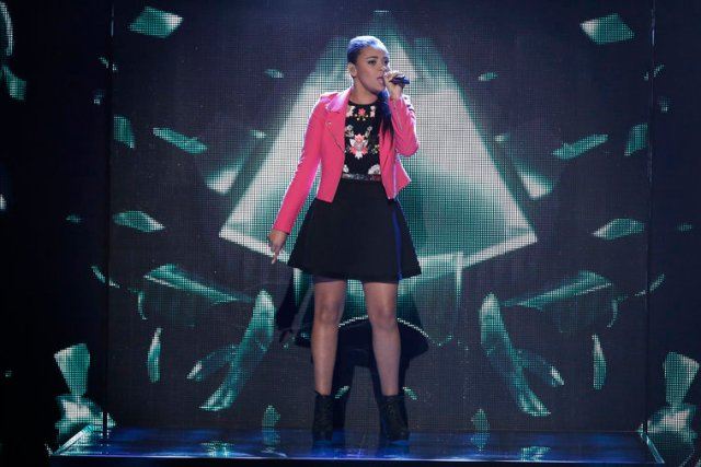 Koryn Hawthorne The Best of The Voice Season Eight Playlist by The He Said She Said Experience