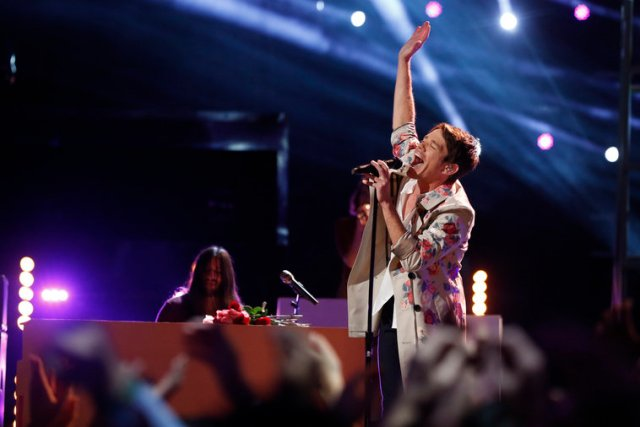 Nate Ruess- The Best of The Voice Season Eight Playlist by The He Said She Said Experience