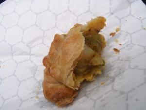 pure pasty co. chicken masala pie- yum!