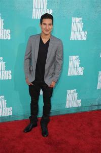 mario lopez 2012 mtv movie awards