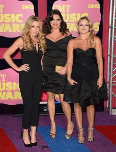 the pistol annies 2012 cmt awards