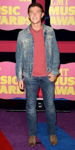 scotty mccreery 2012 cmt awards