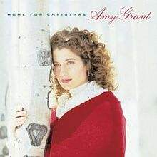 Amy Grant's Home for Christmas- In our minds THE New Classic Christmas Album