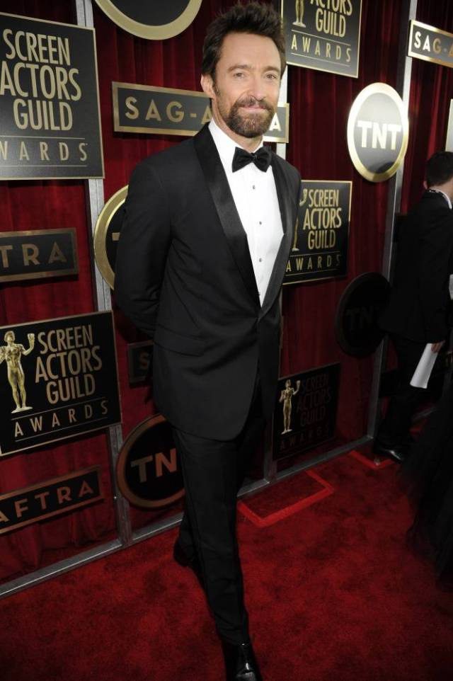 hugh jackman 2013 SAG awards