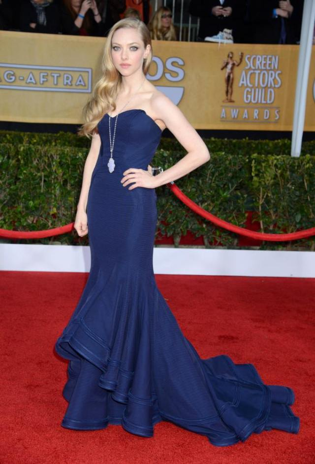 amanda seyfried SAG awards 2013