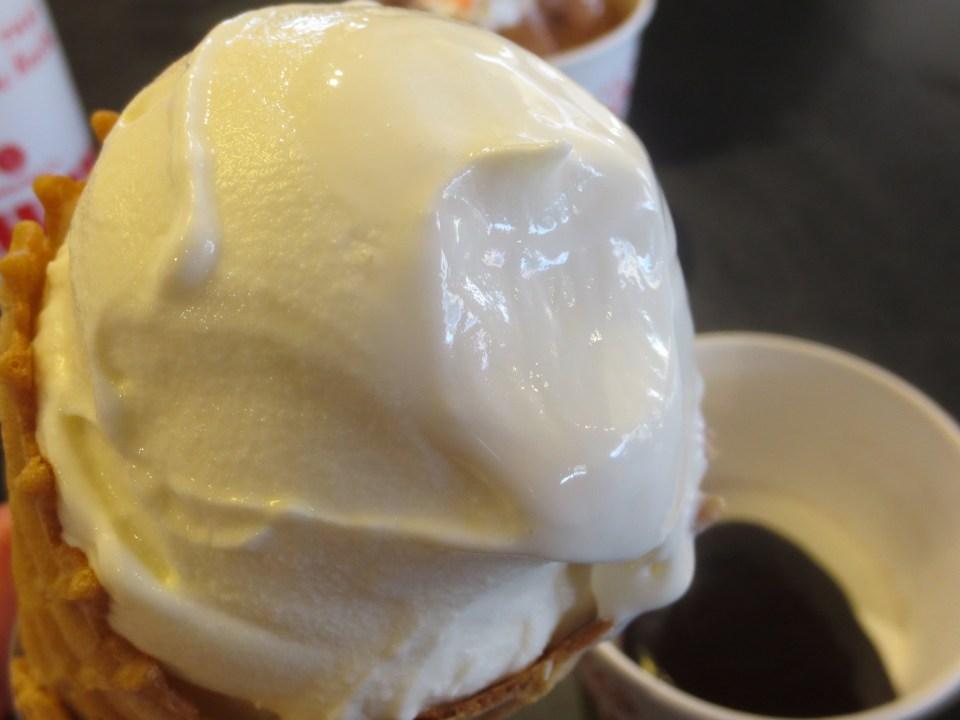 Freddy's Frozen Custard and Steakburgers Vanilla Frozen Custard