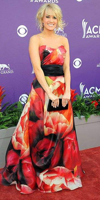 Carrie Underwood 2013 ACM awards