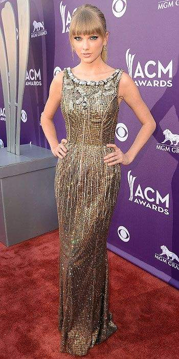taylor swift 2013 ACM awards